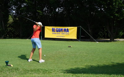 Rigomma Cup: grande successo per il torneo di Golf!