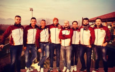 Rigomma main sponsor del FootGolf Venezia!