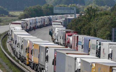 Contingentamento mezzi pesanti al Brennero