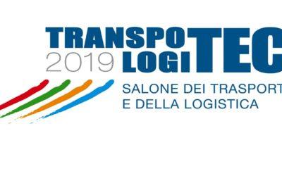 Ci vediamo al Transpotec, dal 21 al 24 febbraio!