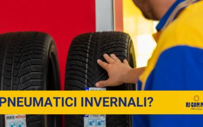 Conviene acquistare i pneumatici invernali?